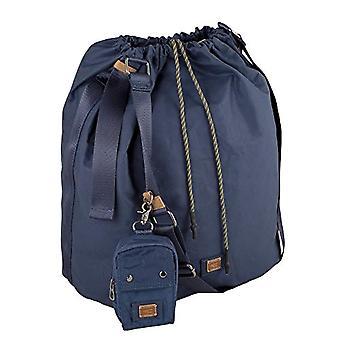 Camel Active Bags Laona, Women's Folder Bag, Dark Blue, Large