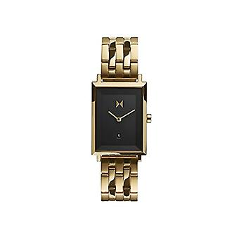 MVMT Analog Watch Quartz Woman with Stainless Steel Strap Gold Tone D-MF03-GGR