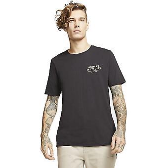 Hurley Peeler Short Sleeve T-Shirt in Black