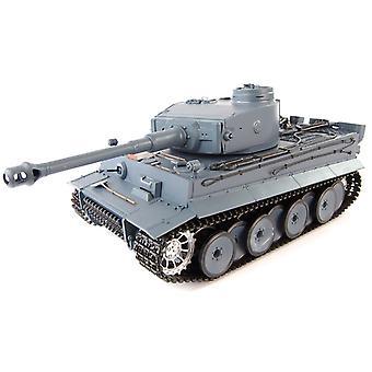 1/16 tiger ik RC Tank met rook en geluid - 2.4Ghz