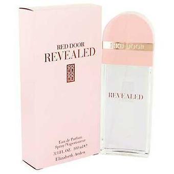 Punainen ovi paljasti Elizabeth Arden Eau de Parfum Spray 3,4 oz (naiset) V728-413032