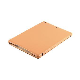 """Unit leren hoes voor iPad Mini 1 / 2 / 3 / 4 (7,9"""") Zandkleurig"""