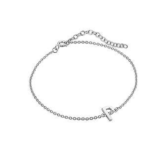 Hot Diamonds Diamond Letter P Bracelet DL627
