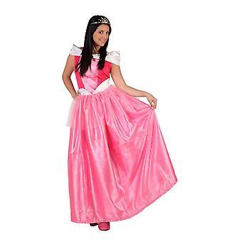 زي للبالغين خرافة الأميرة الوردي (1 جهاز كمبيوتر)