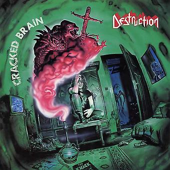 Destruction - Cracked Brain Green Vinyl
