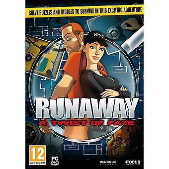 Runaway A Twist of Fate PC Game