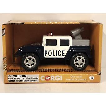 Corgi CHUNKIES CH007 Off Road Police S.W.A.T. Diecast and Plastic Toy