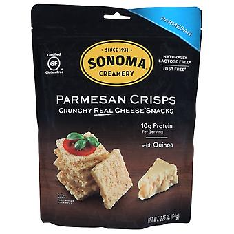 Sonomacrea Chips Parmezaanse kaas, Doos van 12 X 2.25 Oz