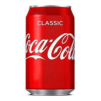 Osvěžující nápoj Coca-Cola (33 cl)
