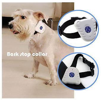 Ultrahangos kutya anti kéreg no stop ugatás vezérlő gallér vonat képzési eszköz