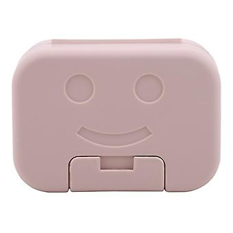 Caja de jabón de estilo nórdico con tapa sellada