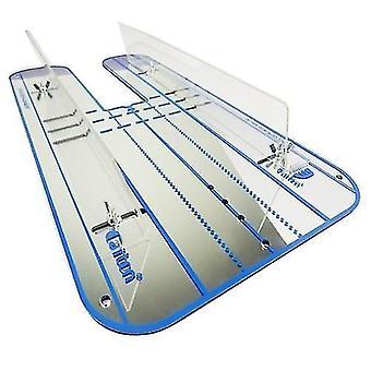 Aides à l'entraînement de golf golf putting mirror