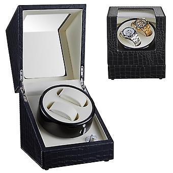 Часы Winder Заводной дисплей Органайзер Ящик для хранения, Держатель корпуса