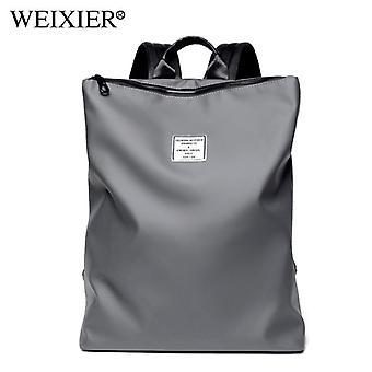 ماء حقيبة ظهر بسيطة حقيبة كمبيوتر طالب حقيبة مدرسية