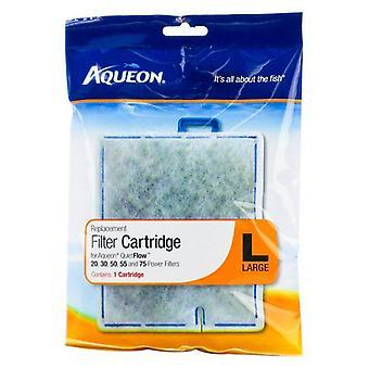 Náhradní filtrační kazeta Aqueon QuietFlow - velká (1 balení)