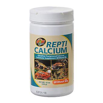 Zoo Med Repti Kalzium ohne D3 - 12 oz