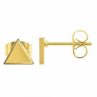 Boucles d'oreilles Ang�le M - B2321-DORE Acier Dor�