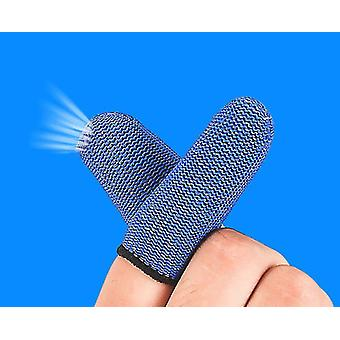 Breathable  Finger Cover Sweat Proof Gaming Gloves