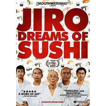 Jiro Dreams of Sushi [DVD] USA importieren