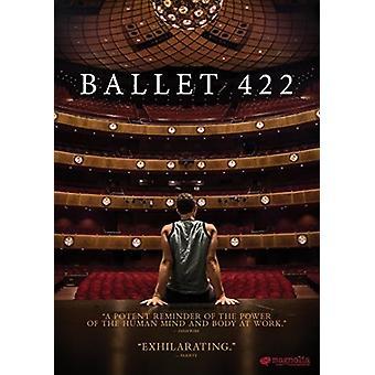 Balett 422 [DVD] USA import