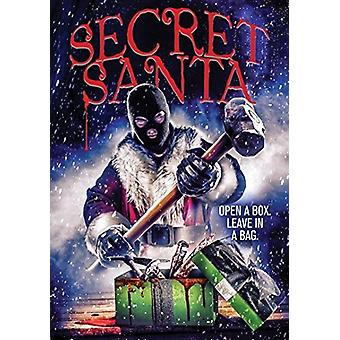 Secret Santa [DVD] USA import