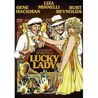 Heldig Lady [DVD] USA importere