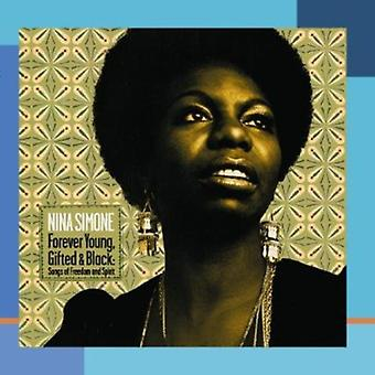 Nina Simone - Forever Young Gifted & noir : Songs of Freedom & S [CD] USA import
