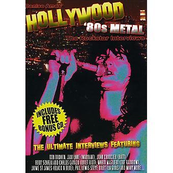 importer des années 80 métal Rockstar Interviews [DVD] é.-u.