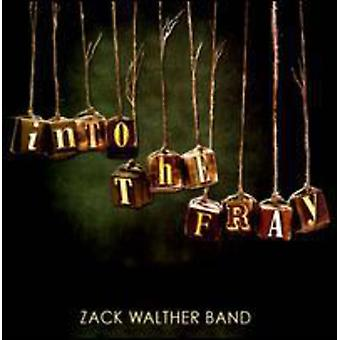 Zack Walther - Into the Fray [CD] USA import