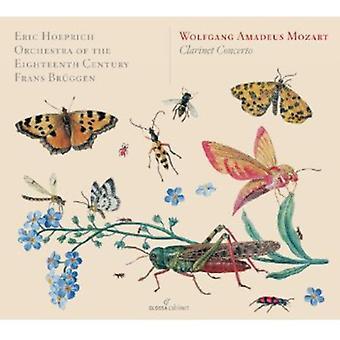 W.a. Mozart - Mozart: Clarinet Concerto [CD] USA import