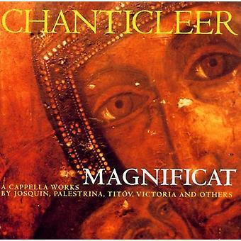 Cornysh/Taverner/Monteverdi/Coppini/Titov/Victoria - Magnificat [CD] USA import