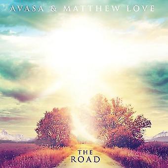 Avasa & Matthew Love - The Road [CD] USA import
