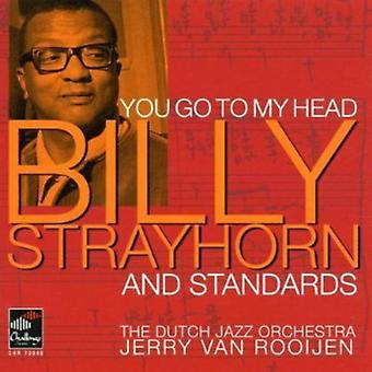 Billy Strayhorn - You Go to My Head [CD] USA import