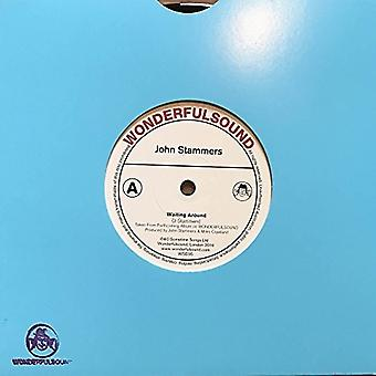 John Stammers - Waiting Around Single with Colorama Remix [Vinyl] USA import