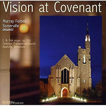 Bach/Messiaen/Liszt - Vision at Covenant [CD] USA import