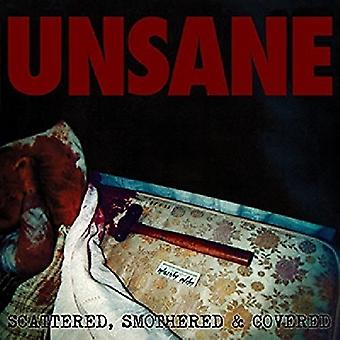 Unsane - 散乱 Smothered & カバー [CD] USA 輸入
