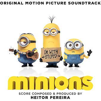 Heitor Pereira - Minions / O.S.T. [CD] USA import