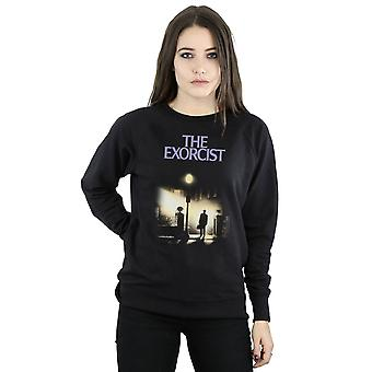 The Exorcist Women's Classic Poster Sweatshirt