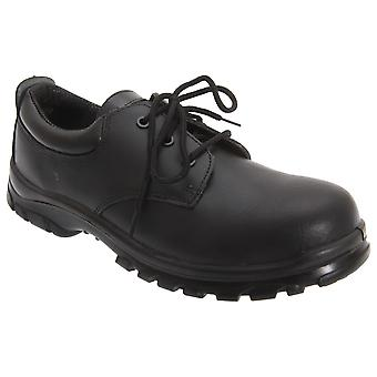 Grafters Mens Fully Composite Non-Metal Safety Shoes
