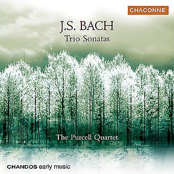 J.S. Bach - Bach: Trio sonates Bwv 525-530 [CD] USA import