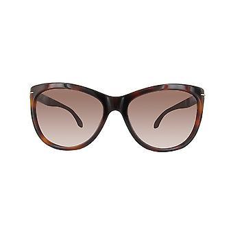 Calvin Klein Sonnenbrille CK4220S-320-56 HAVANA BLACK