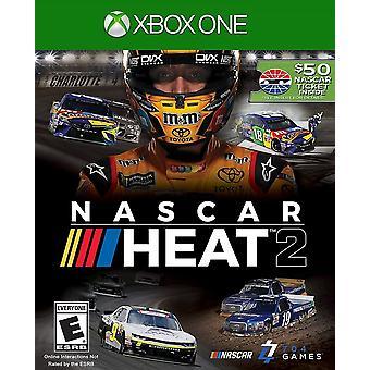 Nascar Heat 2 Xbox One Video Game