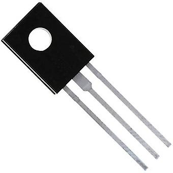 ON Semiconductor Transistor (BJT) - Discrete KSC2690AYSTU TO 126 3 No. of channels 1 NPN