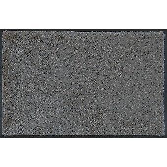 Pese + kuiva matto Smokey mount pestävä matot antrasiitti