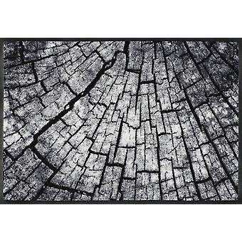 lavage + saleté mat bois 50 x 75 cm lavable tapis de sol