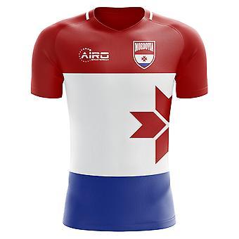 2020-2021 Mordovia Home Concept Football Shirt