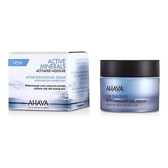 Ahava Time To Hydrate Active Moisture Gel Cream - 50ml/1.7oz