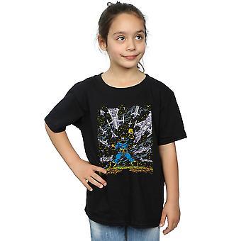 Marvel Girls Thanos Ships T-Shirt