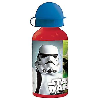 Star Wars paint 400 ml aluminum water bottle