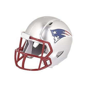 Riddell speed pocket football helmets NFL New England Patriots